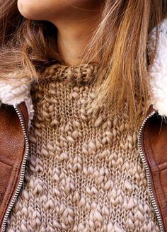 Kit Tejer Lana Wave Gamma Sweater
