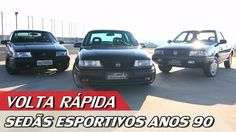 Gm Vectra Gsi X Fiat Tempra Stile X Vw Santana Sport Vr Com Rubens Ba
