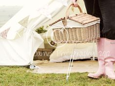 Don't forget to pack that picnic basket!