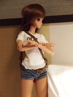 Smart Doll Ebony by Cooltddm