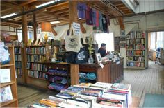 10 Unconventional Bookstores For Your Browsing Pleasure- I'll be visiting all of these!