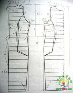 dress #sewing #patternmaking