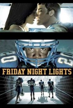 Friday Night Lights - Just got into it and was sucked in, great show #tv