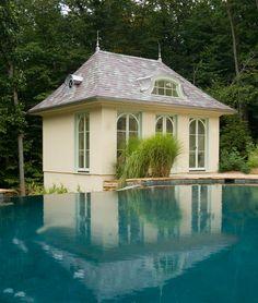 Beautiful Exterior House Details : Commorata & Berardi - Custom Home Builders & Designers - New Jersey