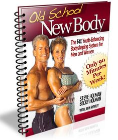 Old School New Body F4X Training System, Read this to get rid of all your Fat Loss problems and start a new life entirely