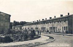Da Costastraat Hoogeveen (jaartal: 1950 tot 1960) - Foto's SERC