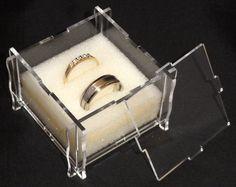 estuche acrilico para anillos!!!