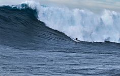 Paddle-in Wave record of 61 feet...what?!