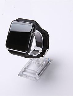 X6 Smartwatch Cultifunction SIM Call Camera Waterproof Ver 30 128M64M Max 32GB TF CardAssorted Colors  white >>> Check out this great product by click affiliate link Amazon.com