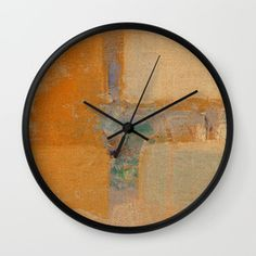River Mouth Wall Clock