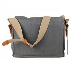 Paddington shoulder bag (grey)