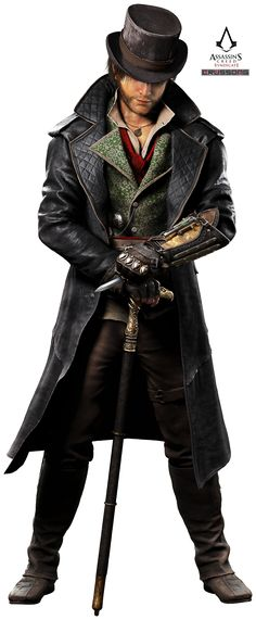 Assassin's Creed: Syndicate - Jacob Frye RENDER 2 by Crussong on DeviantArt