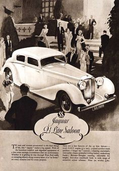 The Finer Things in Life | Jeeves and the Jaguar