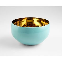 "THE DESIGN NETWORK | Cyan Design ""Large Nico Bowl"" #TheDesignNetwork #ShopTDN #homedecor"