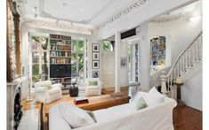 Inspiration for NYC style interiors