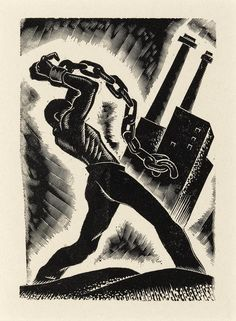 Laurence Hyde, Man Against Economic Slavery, 1938