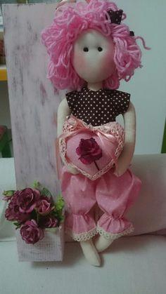 Boneca romantica