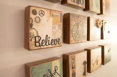 Art Block Series