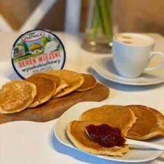 """Polubienia: 2,225, komentarze: 186 – Ania (@mama_na_silowni) na Instagramie: """"Szukasz pysznego przepisu na zdrowe śniadanie które będzie idealne nie tylko przed treningiem ?…"""" Pancakes, Breakfast, Food, Diet, Morning Coffee, Essen, Pancake, Meals, Yemek"""