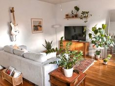 Living Room Decor, Living Spaces, Deco Boheme, Living Room Inspiration, Apartment Living, Home And Living, Sweet Home, House Design, Interior Design