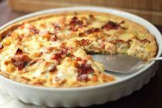 Tarta z kurczakiem i warzywami to sposób na pyszny obiad. Zaletą tart jest to, że można dowolnie komponować składniki, które się na niej znajdą, a co za tym idzie na wykorzystanie resztek z lodówki. Ciasto na tą tartę jest bardzo proste i Easter Dishes, Quiche, Polish Recipes, Savory Tart, Kids Meals, Macaroni And Cheese, Food Porn, Food And Drink, Favorite Recipes