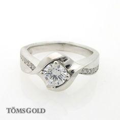 14K Proposal Ring 2954