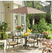 La-Z-Boy Outdoor Aberdeen dining collection