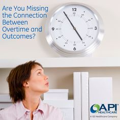 New post! #Overtime can damage more than the bottom line. It can also hurt your #patients. Are you missing the connection between overtime and #outcomes? http://invent.ge/1QCPEiv