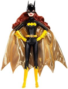 Superhero Barbie Dolls - Batgirl