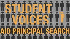 Student voices aid SLP principal search