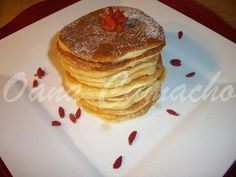 Cooking with love ! Dukan Diet Recipes, Healthy Recipes, Healthy Food, Pancakes Dukan, Deserts, Paleo, Gluten Free, Sweets, Cooking