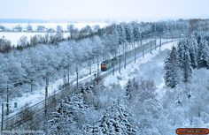 Russia Trains and Railway Routes
