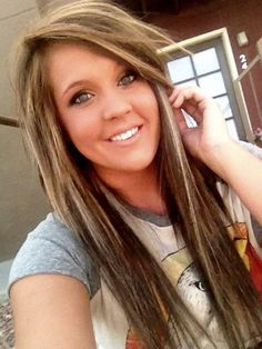 Dark Underneath Hair on Pinterest | Brown Blonde Hair, Blonde Hair ...