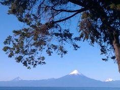 Sur de Chile Chile, Mount Rainier, Spaces, Mountains, Nature, Travel, Naturaleza, Trips, Chili