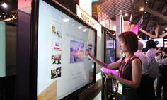What is the best touch screen TV