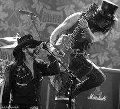 lemmy and slash...right on :)
