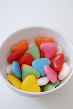 valentine sweets- i love these but can never find them anymore :(