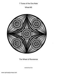 Wheel 5- Reverence