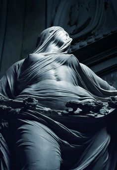 "johnnybravo20: "" Veiled Truth (by Antonio Corradini) """