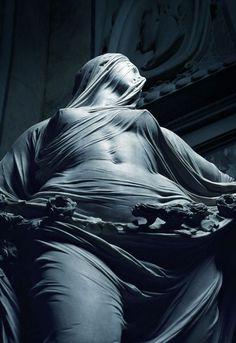 """johnnybravo20: """" Veiled Truth (by Antonio Corradini) """""""