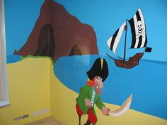 piraat ja meri