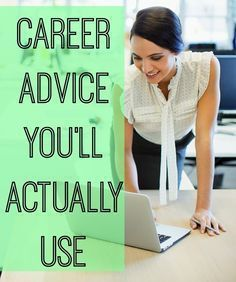 infographic : Career infographic : Career Advice Youll Actually Use