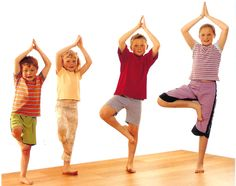 Yoga helps children with neuromuscular development and encourages midline crossing. www.downdogboutique.com