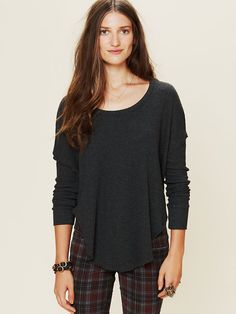 Free People Billie Jean Thermal, $58.00