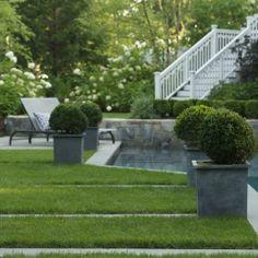 LAURA ROGERS, DEBBIE WOODHOUSE, JOE SCOTT/GLEN GATE COMPANY, Garden Pool Space,  APLD INTERNATIONAL LANDSCAPE DESIGN AWARDS 2013 Merit