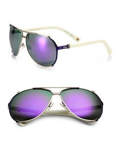 { in love with these Dior Aviators }