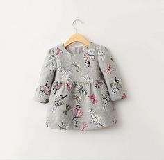 Over the Loom - Bunny Quilted Shift Dress (Gray), $35.95 (http://www.overtheloom.com/toddler-girl-1-5t/dresses/bunny-quilted-shift-dress-grey/)