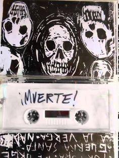 ¡MUERTE! - Banda de México D.F., una mezcla perfecta de oscuros sonidos goth, hardcore y odio.  ¡Viva la  Muerte!