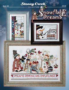 Book 484 Snowflake Dreams – Stoney Creek Online Store