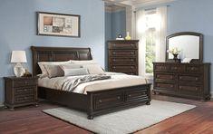 Vintage Schlafzimmer Set : Queen schlafzimmer set möbel